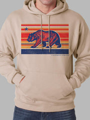 Sunset Bear Pullover
