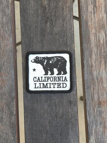 California Bear Patch