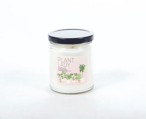 Plant Lady Candle