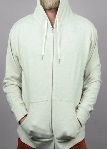 Redwoods Ivory Zip up