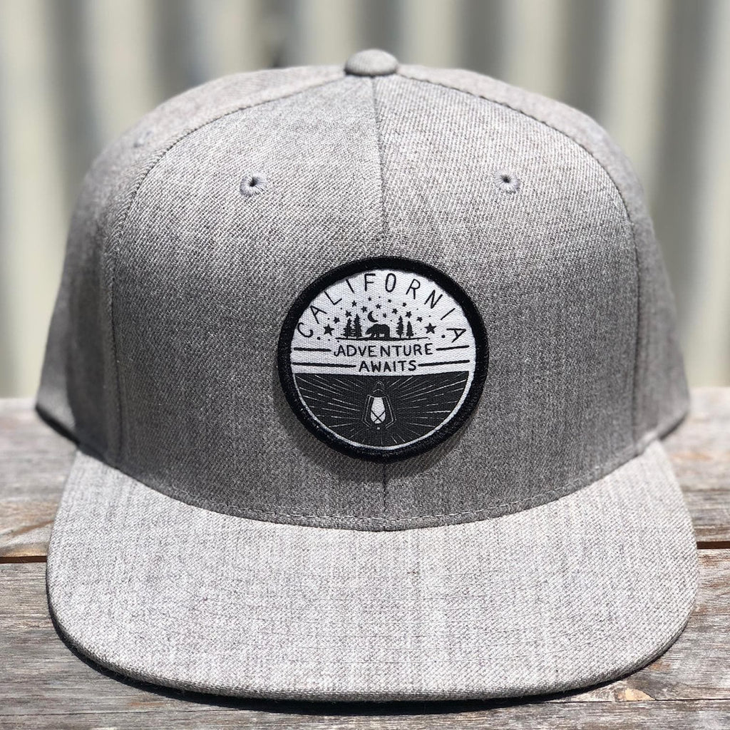 Adventure Grey hat-CA LIMITED