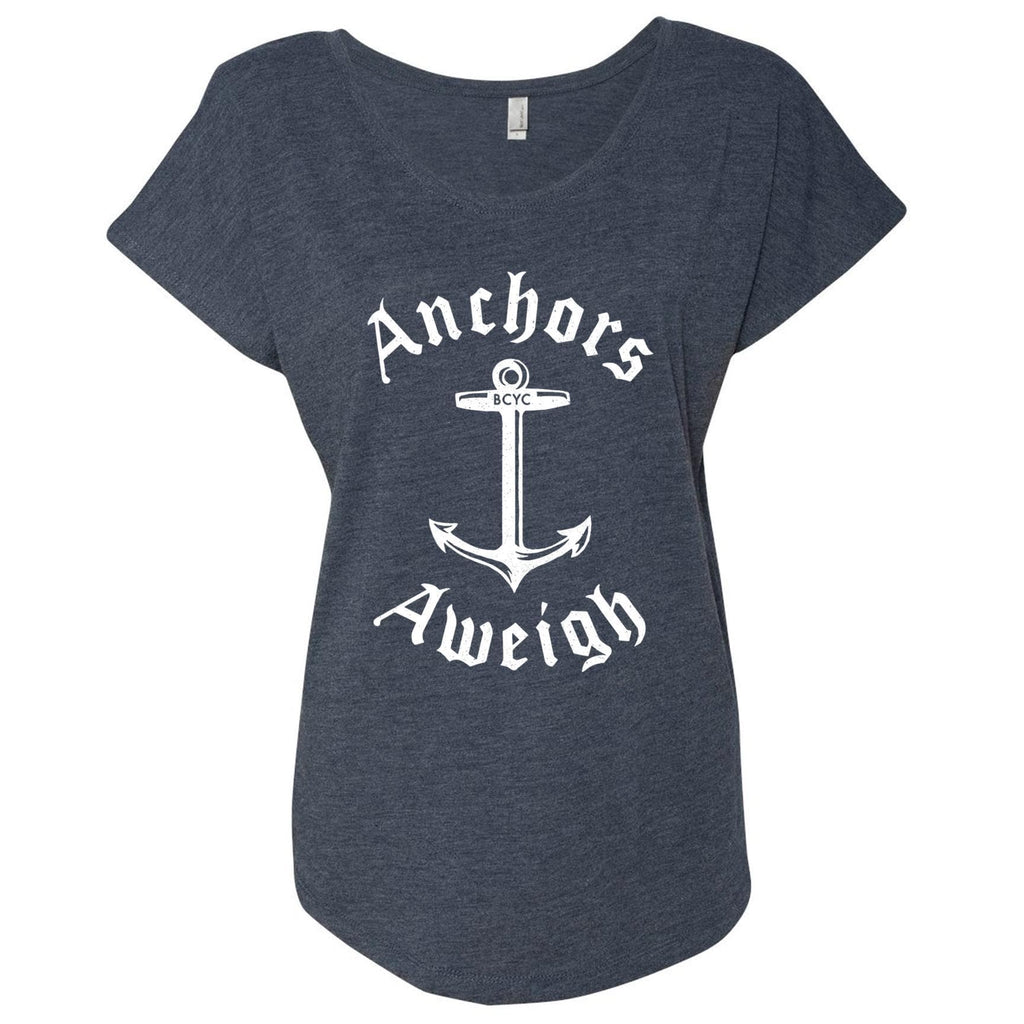 Anchors Aweigh Navy Dolman-CA LIMITED