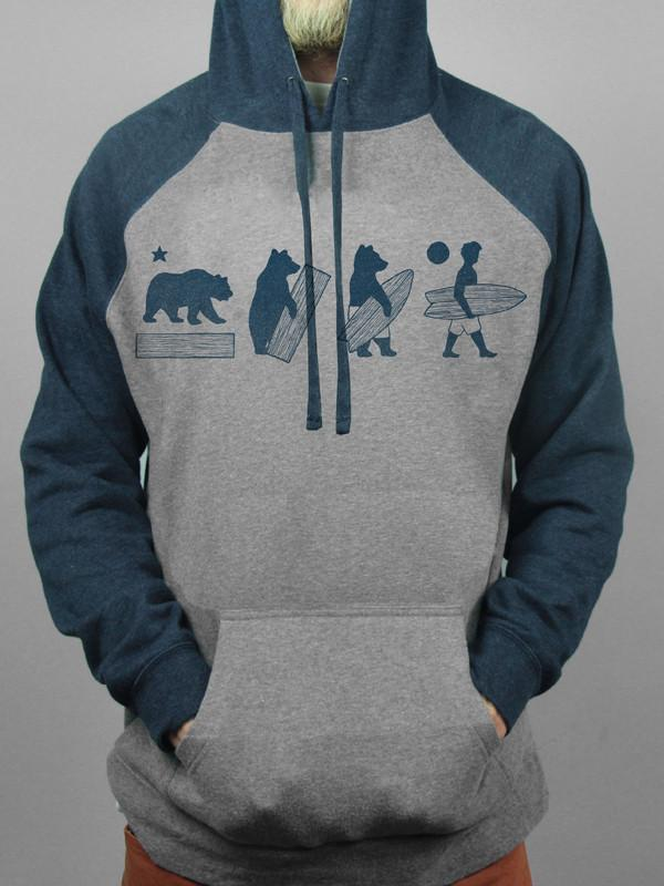 Bear Evolution Pullover