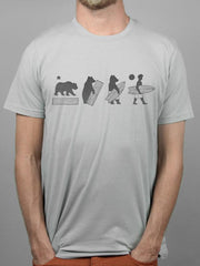 Bear Evolution Tee