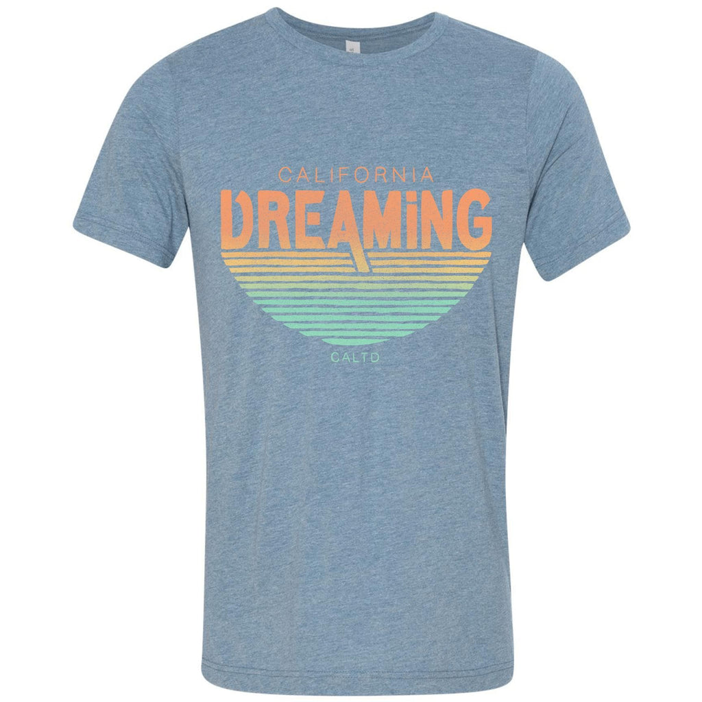 California Dreaming Denim Tee-CA LIMITED