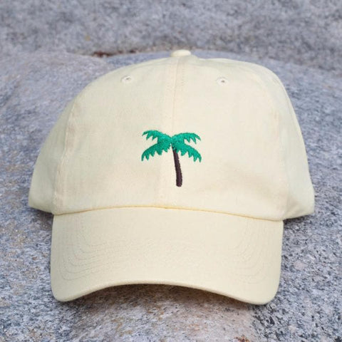 California Limited Cali Palm Tree Emoji Dad Hat (6 Colors)