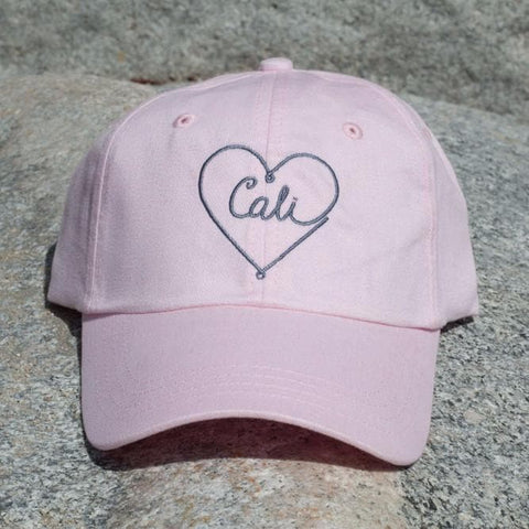 California Limited Cali Heart Dad Hat (5 Colors)