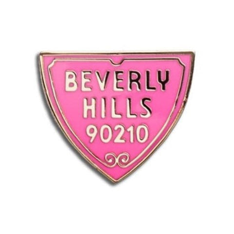 The Found Beverly Hills 90201 Pin