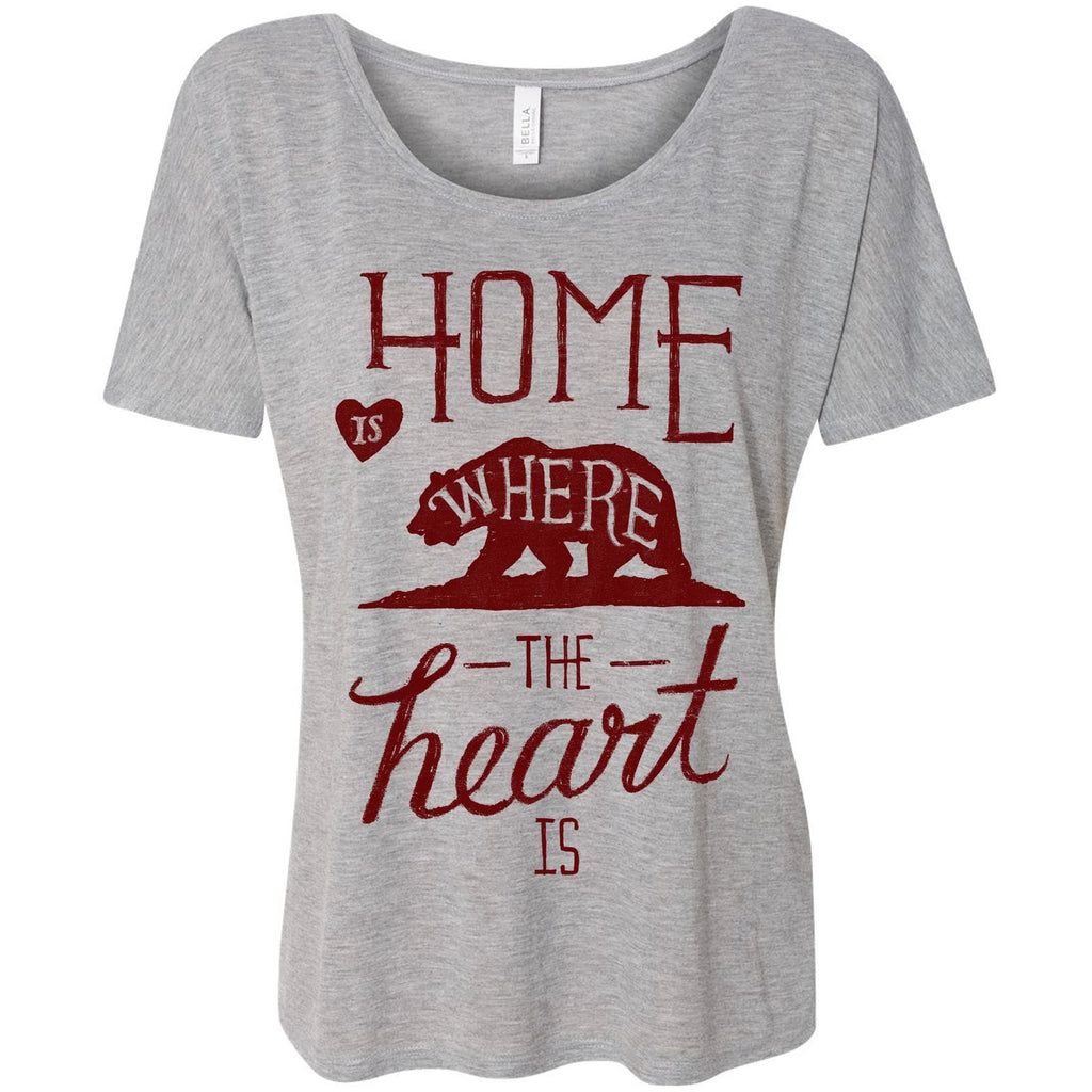 Home Is Where the heart is Dolman-CA LIMITED