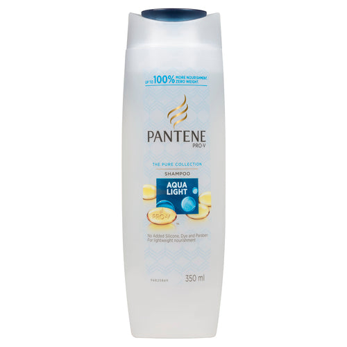 Pantene Aqua Light Shampoo 350ml