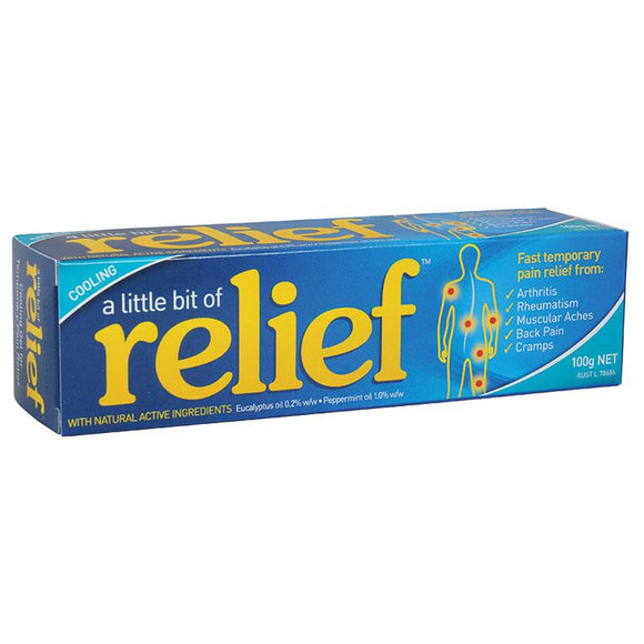 A little Bit Of Relief Gel 100g