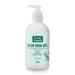 Thursday Plantation Aloe Vera Gel Family pack size 500g