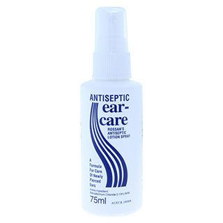 Antiseptic Ear Care Antiseptic Lotion Spray 75mL