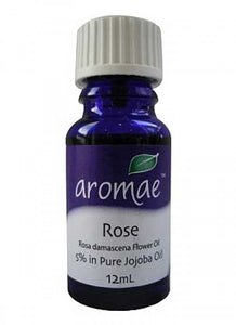 Aromae Rose Oil 12ml
