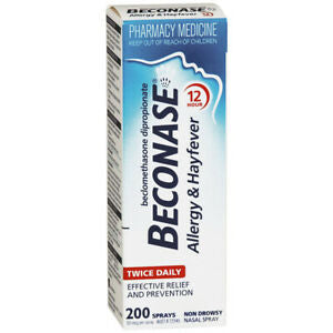 Beconase Allergy & Hayfever 12 Hour Nasal 200 Sprays