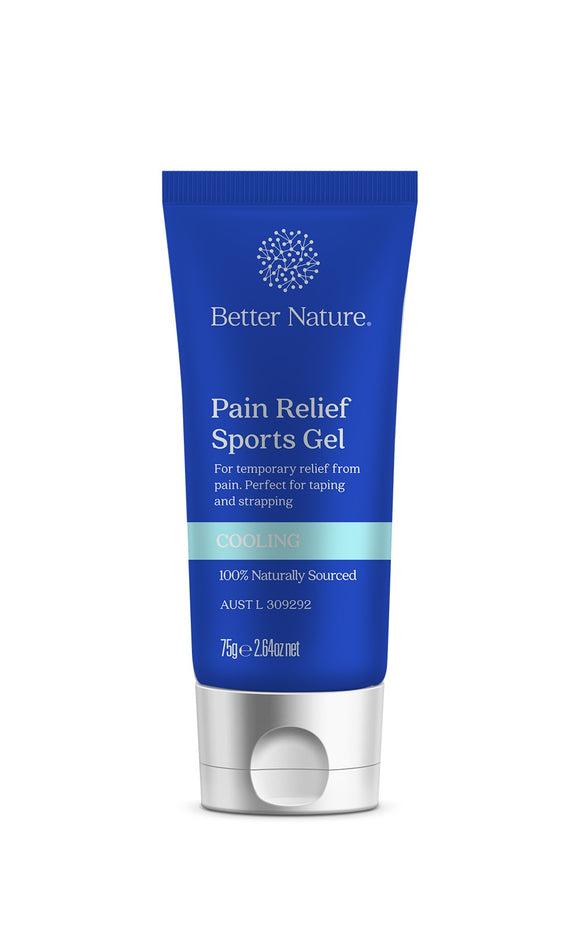 Better Nature Pain Relief Sports Gel (cooling) 75g