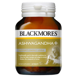 Blackmores Ashwagandha 60 tablets