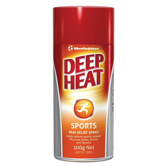 Deep Heat Spray Sport 100g