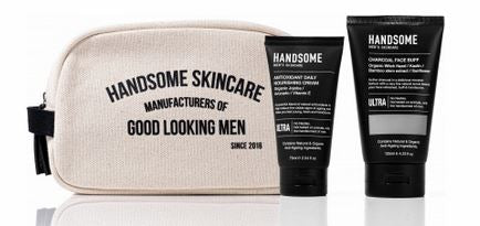 Handsome Mens Skincare Protect & Perfect