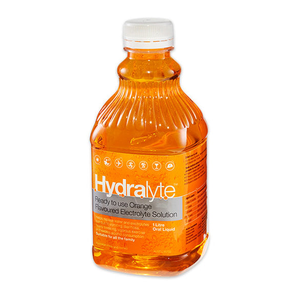 Hydralyte Drink 1L (Orange)