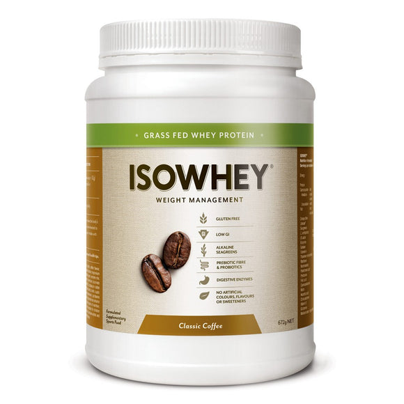 Isowhey Weight Management 672g (Variants)