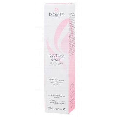 Kosmea Rose Hand Cream 50mL
