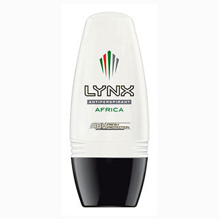 LYNX Roll On Antiperspirant Africa 50mL