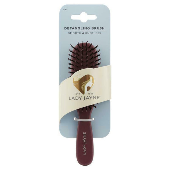 Lady Jayne Detangling Brush Smooth & Knotless Small