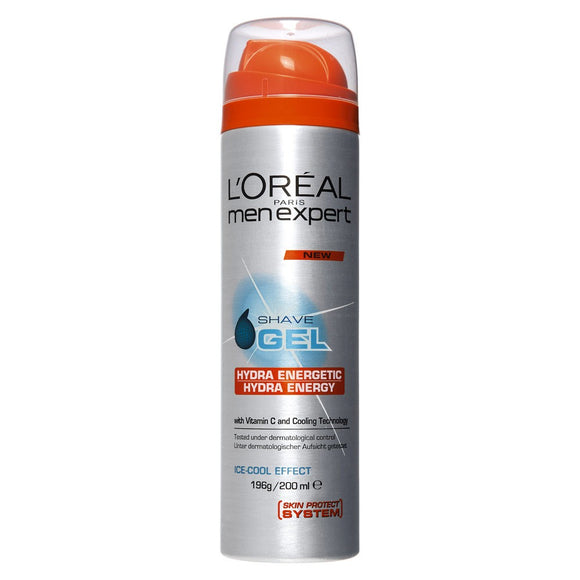 Loreal Paris Men Expert Shave Gel 200ml
