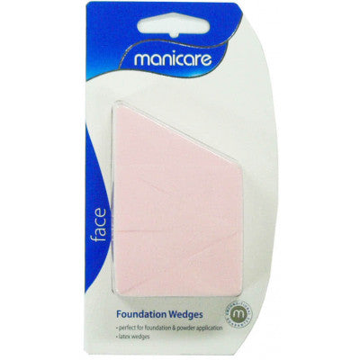 Manicare Foundation Wedges Pk 5