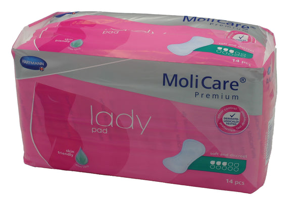 MoliCare Premium lady pads 14 pcs (level 3)