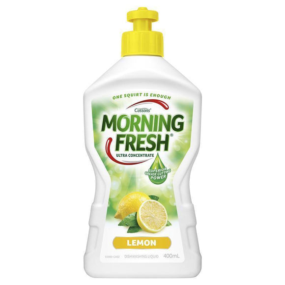 Morning Fresh Dish Washing Liquid (Lemon) 400mL