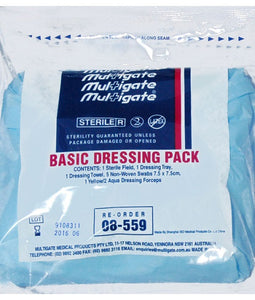 Multigate Basic Dressing Pack