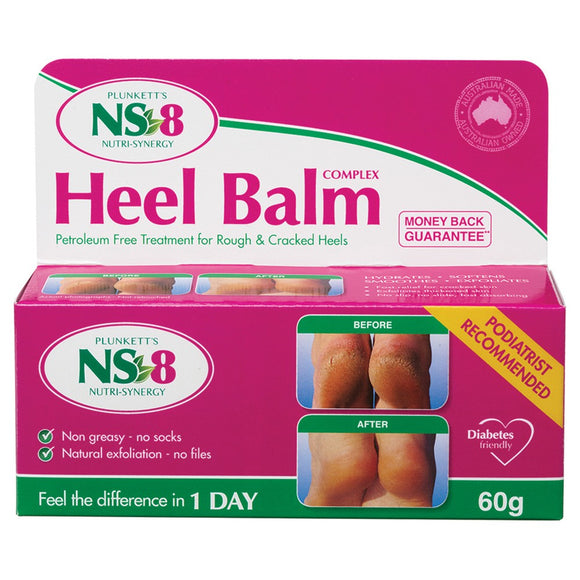 NS 8 Heel Balm Complex 125mL