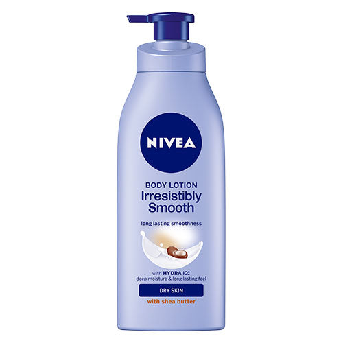 Nivea Irresistibly Smooth Body Lotion with Shea Butter 400ml