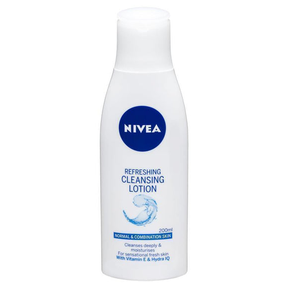 Nivea Refreshing Cleansing Lotion 200ml