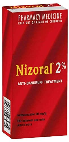 Nizoral 2% Anti-Dandruff Treatment 60mL