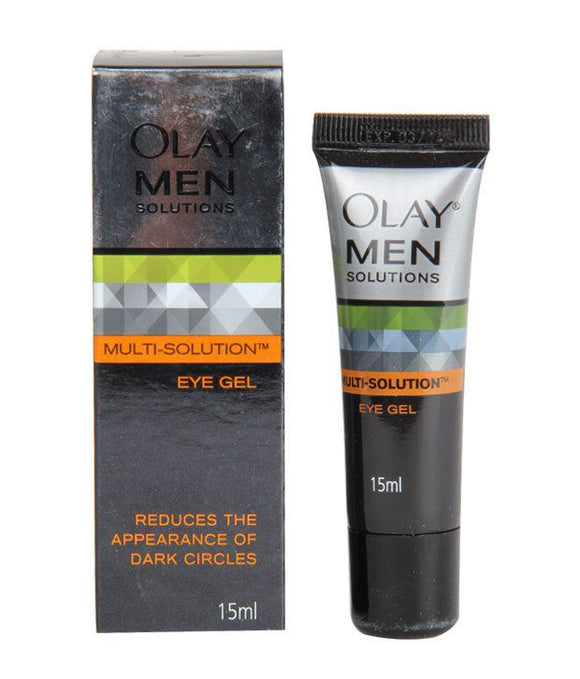 Olay Men Multi-Solution Eye Gel 15ml