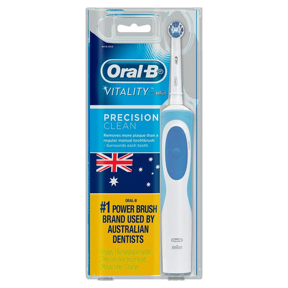 Oral B Vitality Precision Clean Rechargeable Toothbrush