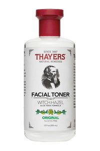 Thayers Original Toner Witch Hazel Aloe Vera Formula