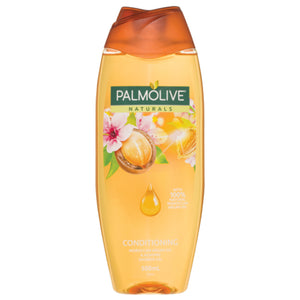 Palmolive Naturals Conditioning Moroccan Argan Oil & Almond Shower Gel 500mL