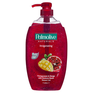 Palmolive Naturals Invigorating Shower Gel 1L