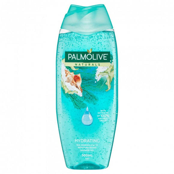 Palmolive Naturals Sea Minerals with Moisture Beads Shower gel 500ml