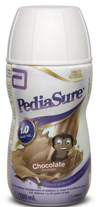 PediaSure Chocolate Flavoured Nutritional Support 200mL