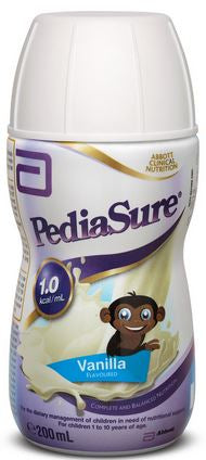 PediaSure Vanilla Flavoured Nutritional Support 200mL