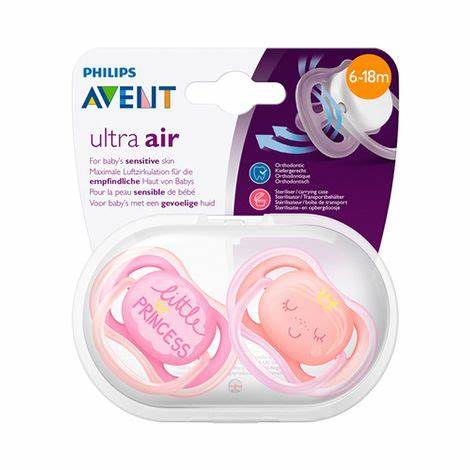 Philips Avent Ultra Air 6-18m 2 Pack