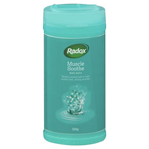Radox Muscle Smooth Bath Salts 500g