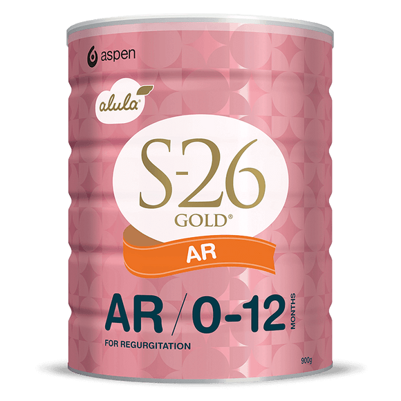 Alura S-26 Gold AR Regurgitation 0-12 months 900g