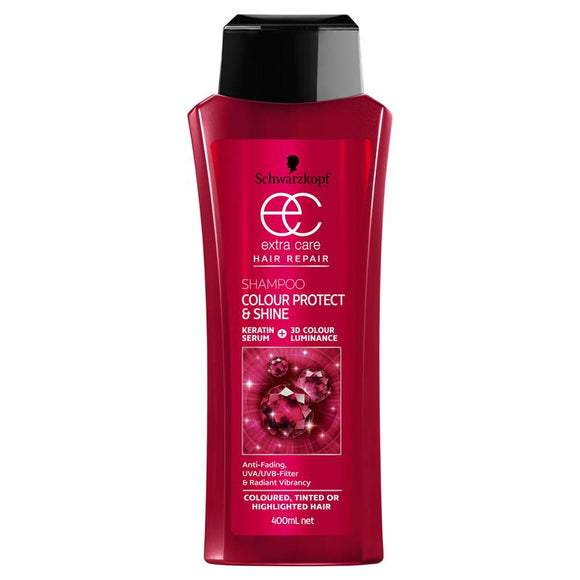 Schwarzkopf Colour Protect and Shine Shampoo 400 ml