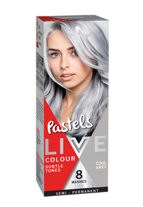 Schwarzkopf Live Colour pastels Cool Grey 8 Washes
